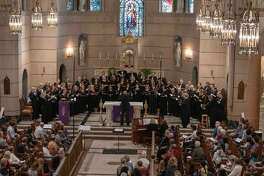 The Bay Area Chorus of Greater Houston will present a free May 5 concert at a Dickinson church in tribute to victims and survivors of both Hurricane Harvey and the mass shooting at Santa Fe High School.