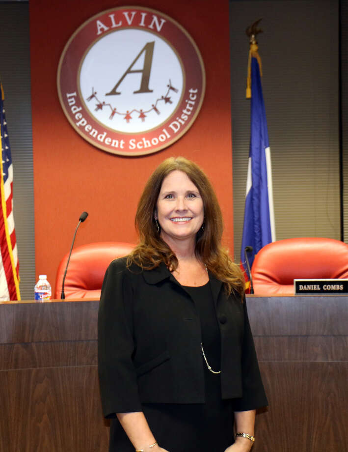 Alvin ISD trustees named Carol Nelson as their lone finalist to become the district's superintendent. Nelson has worked in Alvin ISD for 23 years and currently serves as associate superintendent of human resources. Photo: Alvin ISD