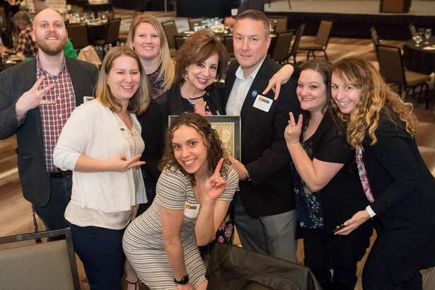 Were you Seen at the Times Union 2019 Top Workplaces Awards Presentation in Albany on April 9, 2019?