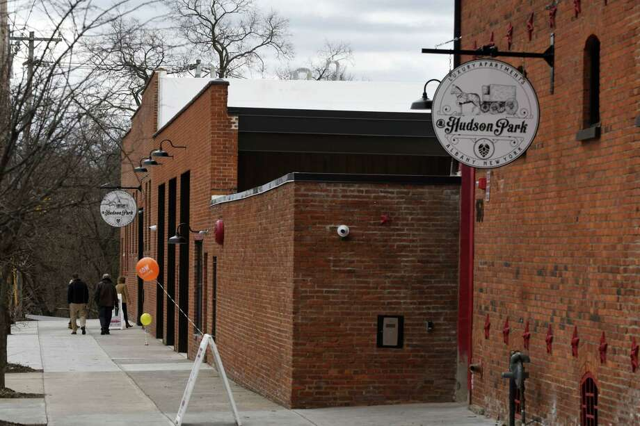 Built as a brewery, Albany site transformed into ...