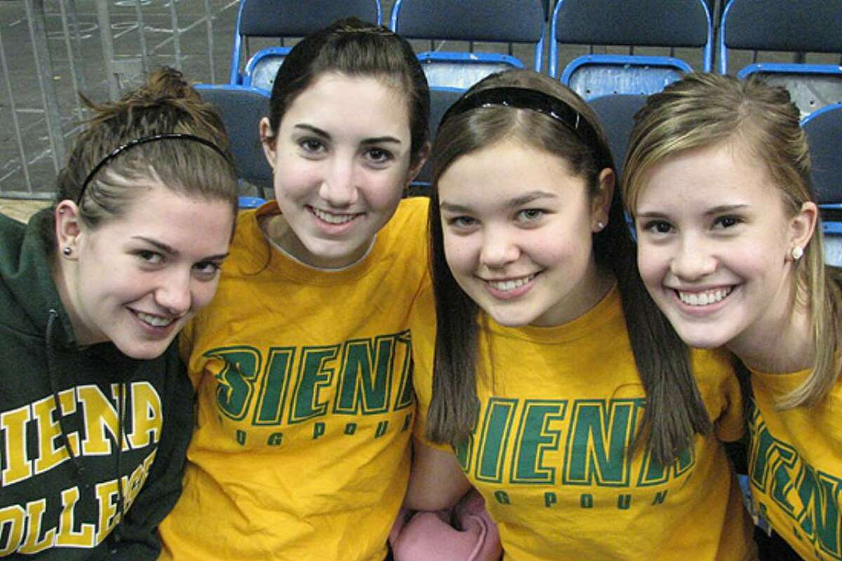 Were you seen at Siena vs. Loyola?