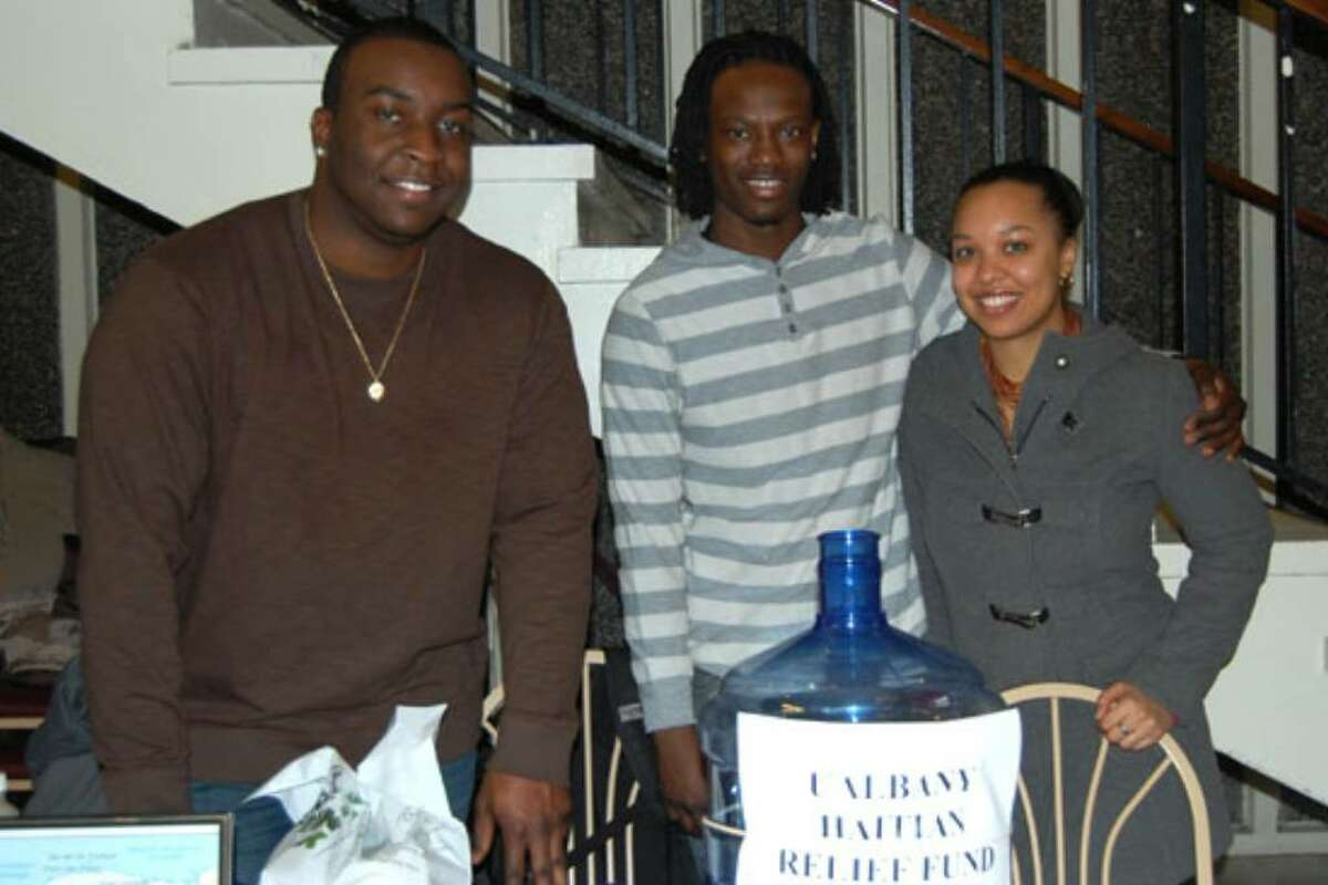 Were you seen at Back to school at UAlbany?
