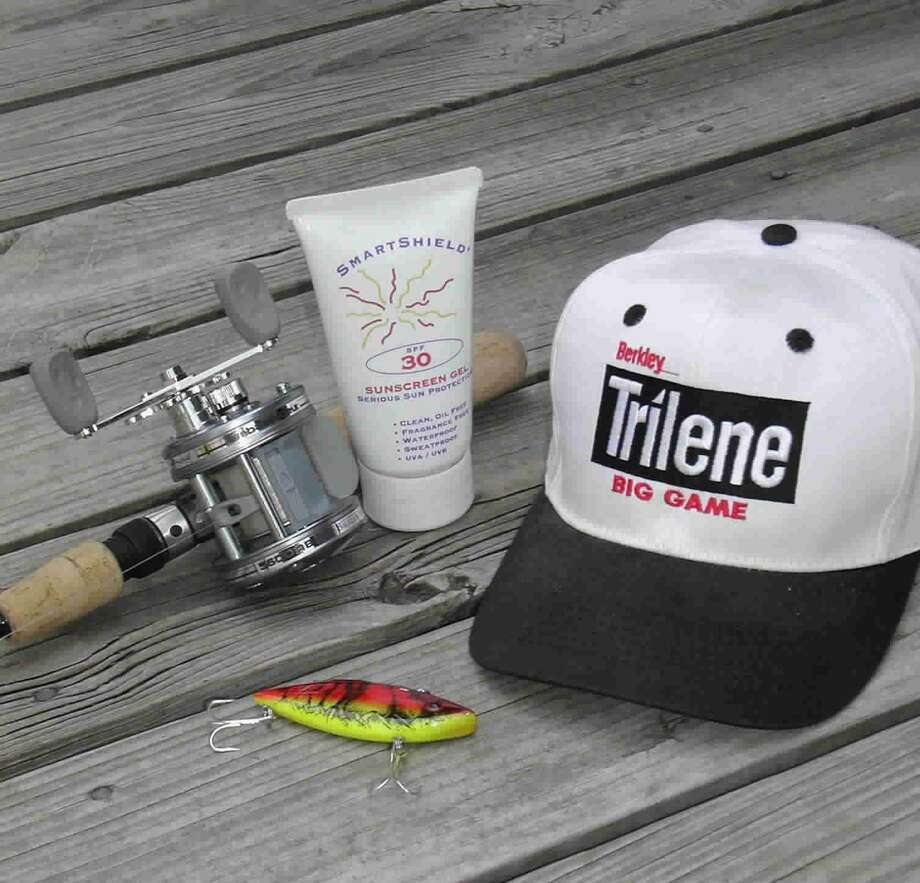 You need to pay as much attention to sun protection as to the proper fishing gear. Photo: Larry J. LeBlanc
