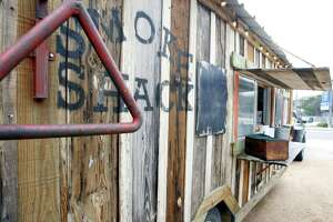 The Smoke Shack food truck made its debut in 2012 near the intersection of Loop 410 and Nacogdoches.