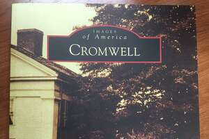"Barbara Grotheer will speak at the Cromwell Historical Society on Thursday about her book ""Images of America: Cromwell."""
