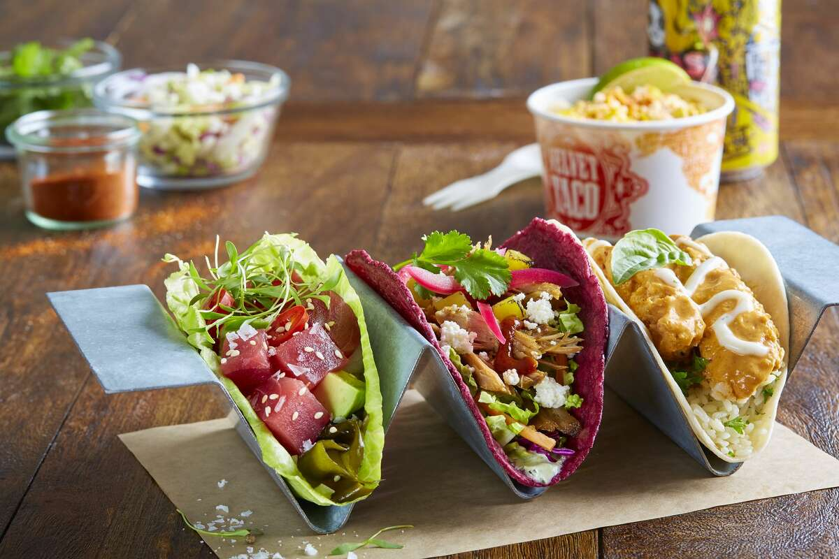 While the Bayou City already has two locales, Montrose and Washington Heights, a third outpost will open at 2001 North Shepherd in October, president of Velvet Taco, Clay Dover, told Chron.com on Wednesday.