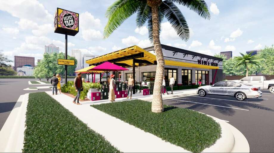 Popular Dallas import Velvet Taco is set to launch two new locations in Houston.Velvet Taco will open in the Heights in October. A location in The Galleria will launch in early 2020. >>> See more on Velvet Taco and its menu items... Photo: Courtesy