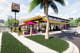 Velvet Taco will open in the Heights in October.