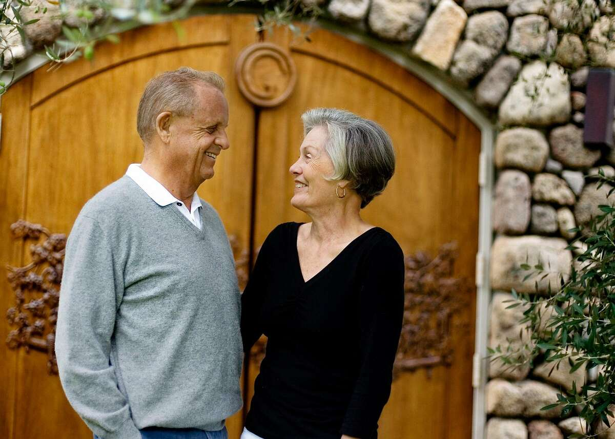 Dick and Ann Grace have sold their winery, Grace Family Vineyard, to Kathryn Green of San Francisco.