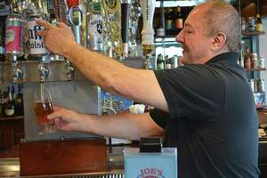 Joe Moon, a long-haul trucker and stage hand by trade, opened Joe's Filling Station restaurant and tap room in December at 35 Berlin Road/Route 372 in Cromwell. He offers appetizers, artisan sandwiches, charcuterie and cheese plates, all of which can be paired with various brews, wine or liquor.
