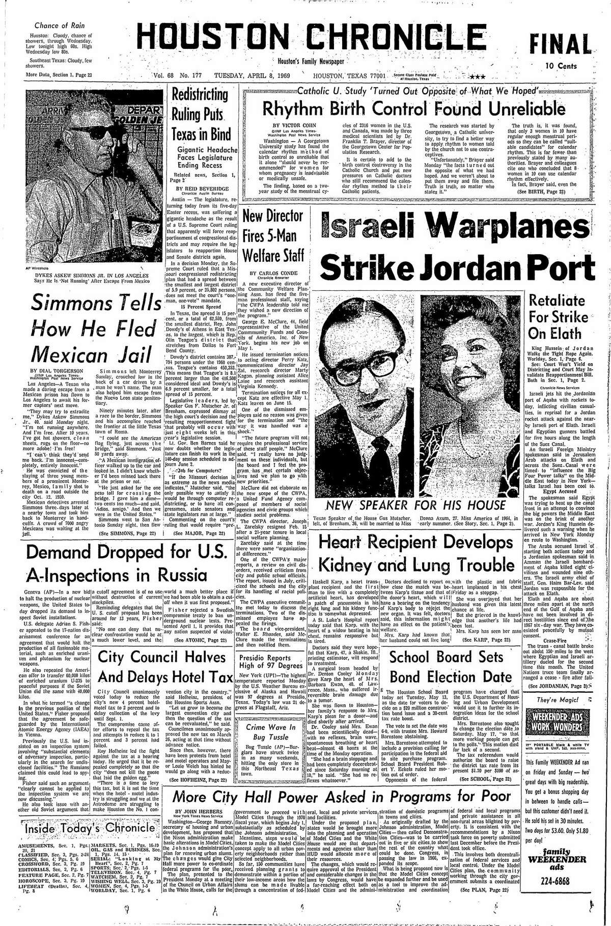 April 8, 1969
