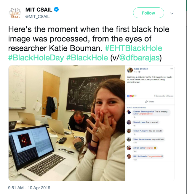Online Trolls Hijacked A Scientist's Image To Attack Katie