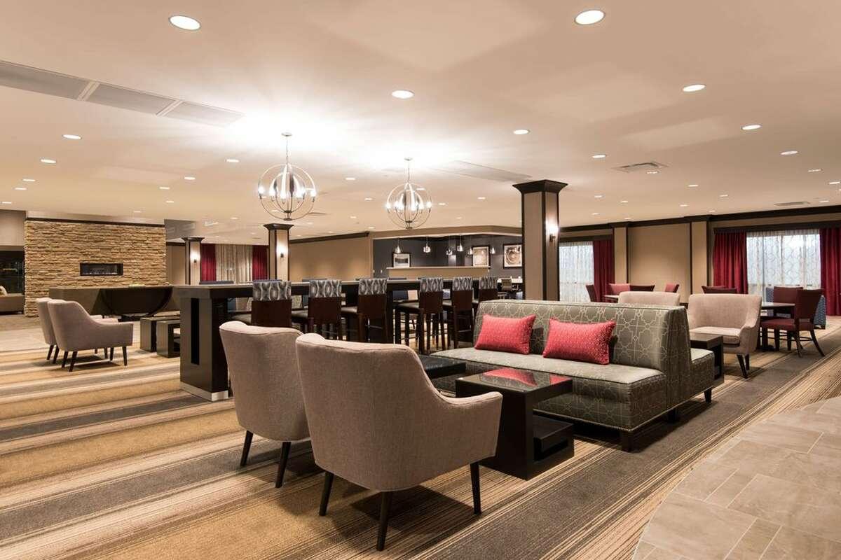 DoubleTree Hotel in Schenectady, N.Y.