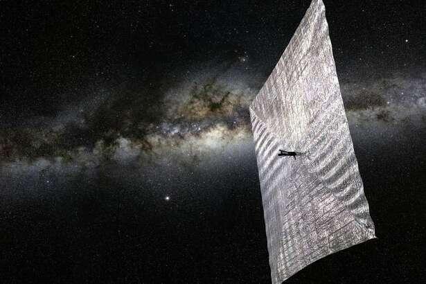 Avi Loeb says Oumuamua may have actually been an alien light sail.