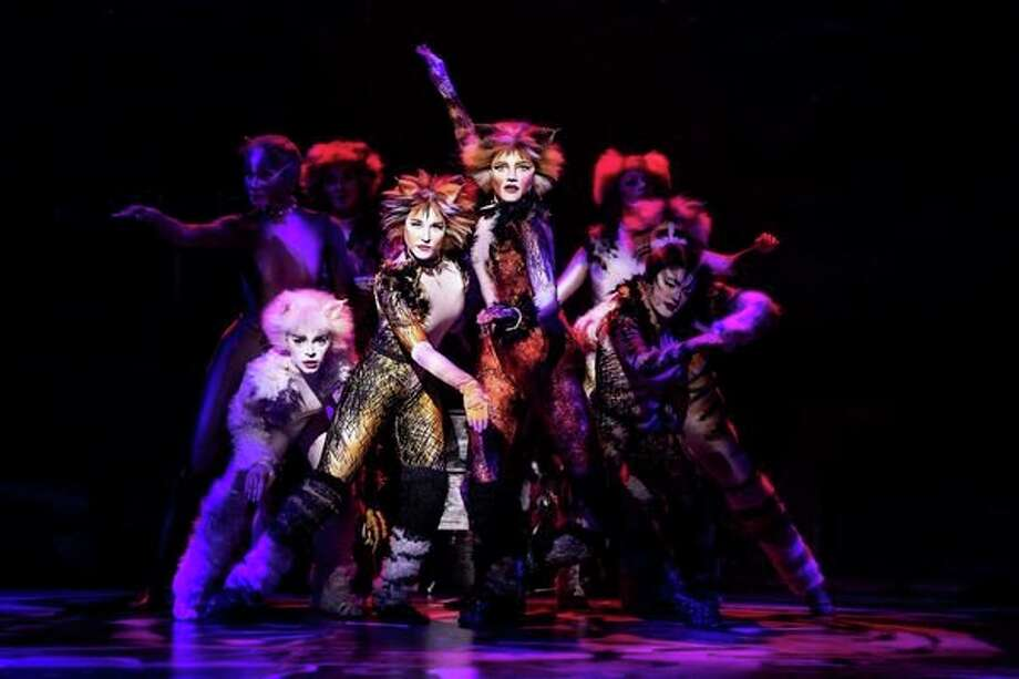A touring company of 'Cats the Musical' will perform May 12-14, 2020 as part of Midland Center for the Arts' upcoming season. (Photo provided)