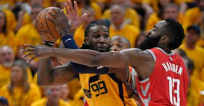 best sneakers 07515 3f773 Rockets vs. Jazz: A first look - HoustonChronicle.com