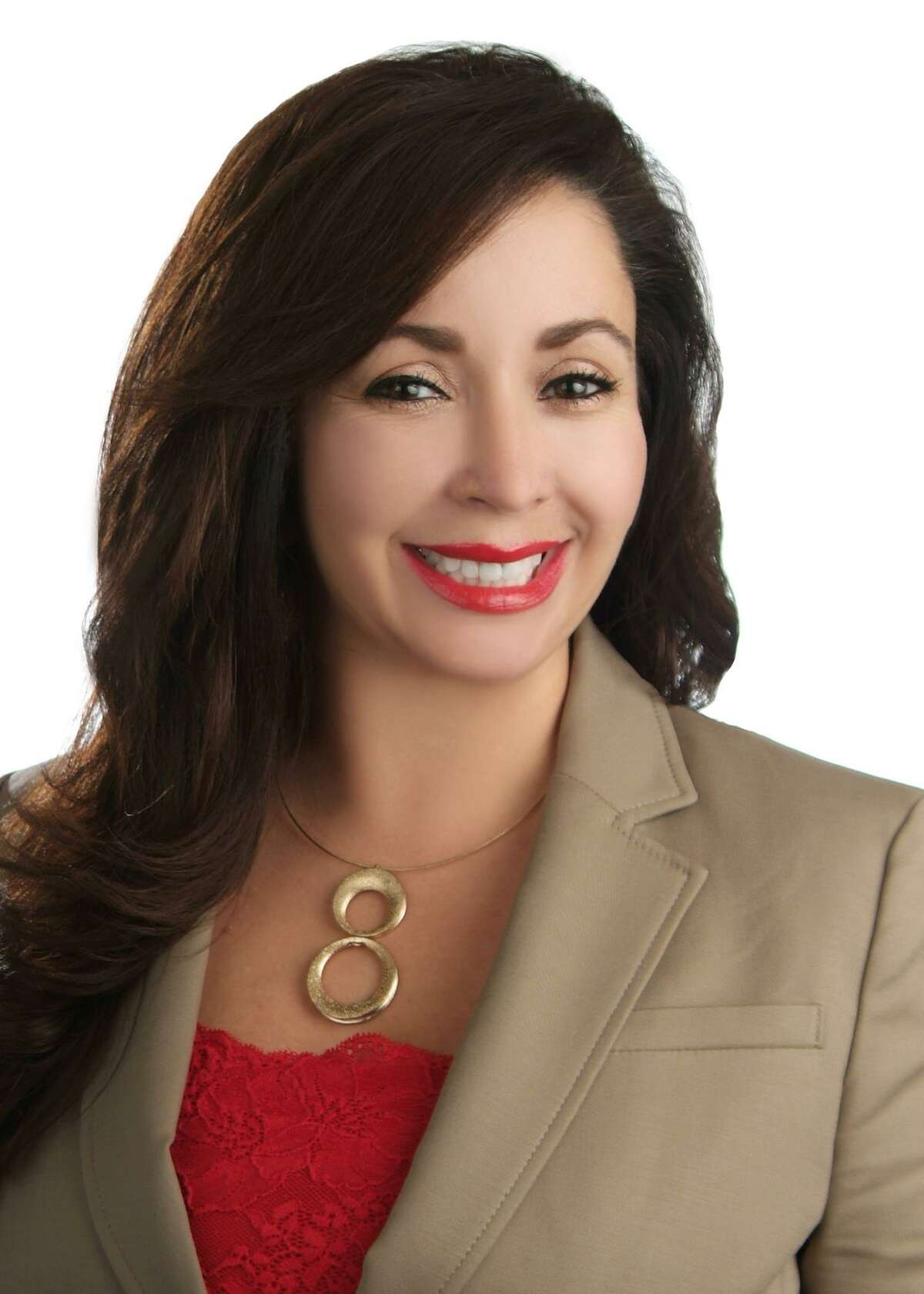 """Elizabeth """"Liz"""" Campos is challenging incumbent Rebecca Viagran for the District 3 City Council seat in the May 4, 2019 municipal election."""