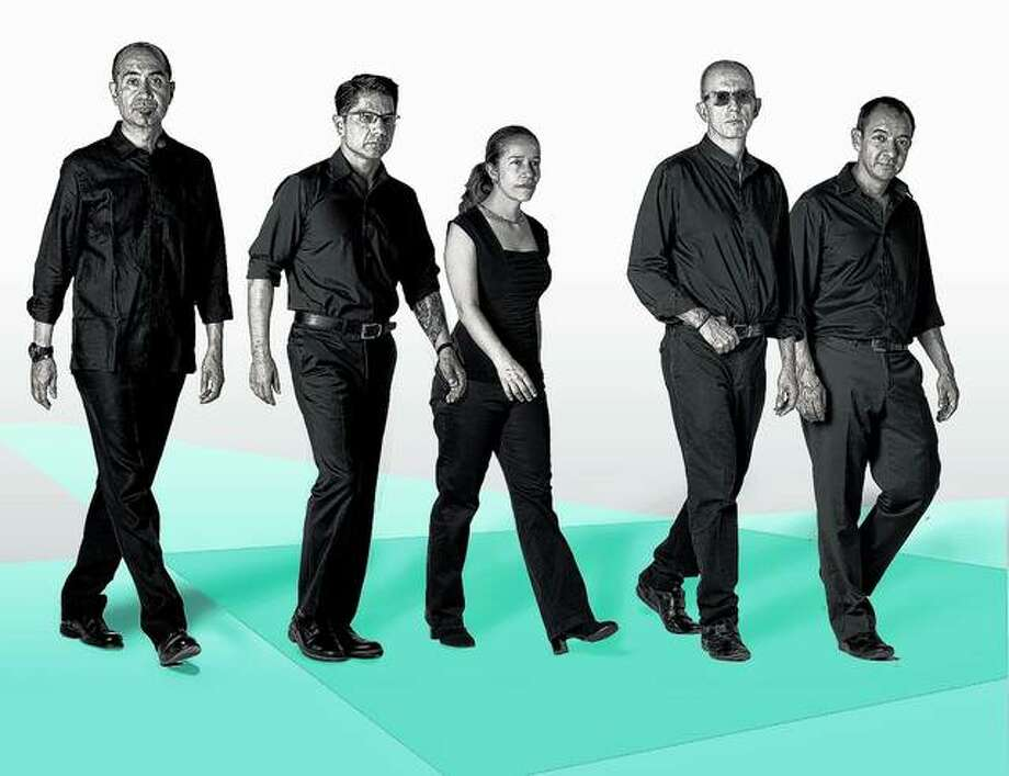 The Mexican quintet Onix Ensamble will be in concert Sunday at Illinois College as part of IC's Fine Arts Series. Photo: Photo Provided