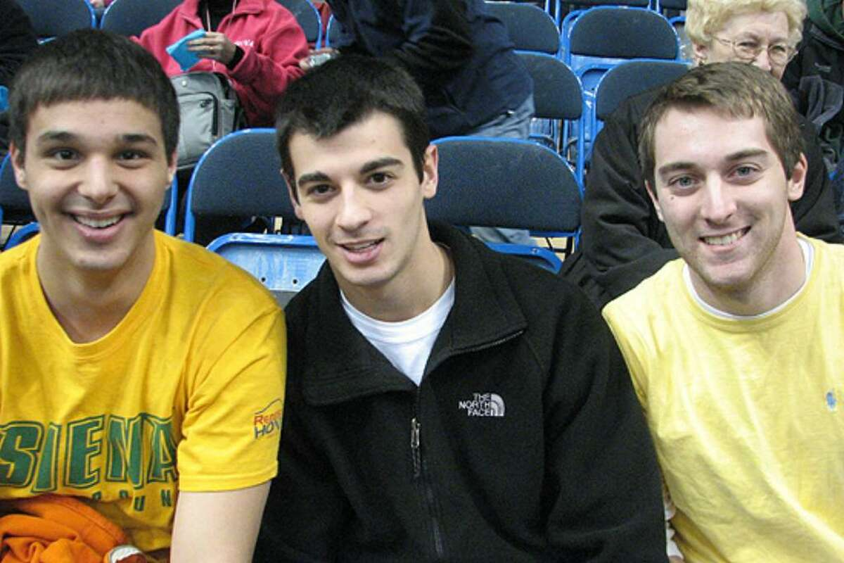 Were you seen at Siena vs. Niagara?