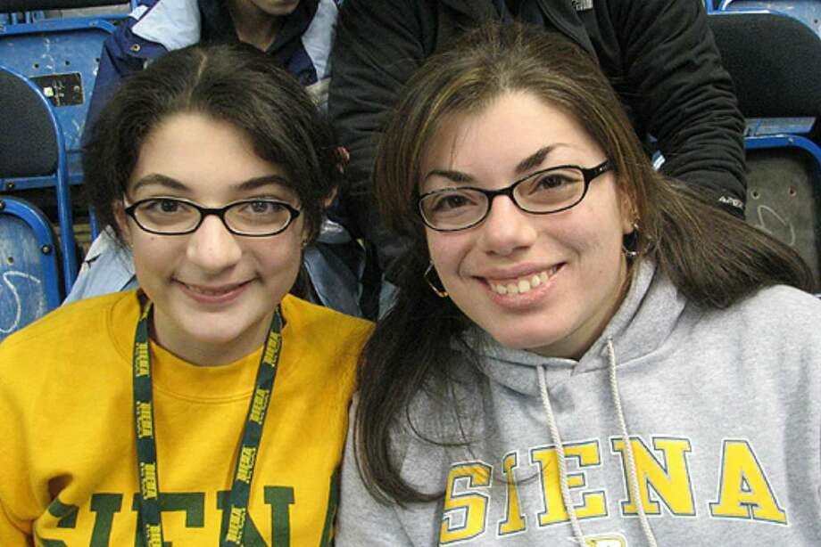 Were you seen at Siena vs. Niagara? Photo: Kristi L. Gustafson