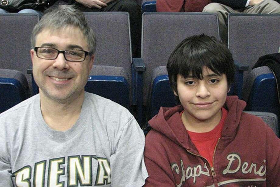 Were you seen at Siena vs. Niagara? Photo: Kristi L. Gustafson
