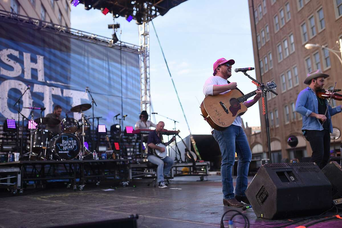 The Josh Abbott Band drive-in concert planned for Friday at the Wagner Noel Performing Arts Center has been canceled, the venue posted on its Facebook page. The cancellation is because of logistics and travel concerns caused by Hurricane Laura.