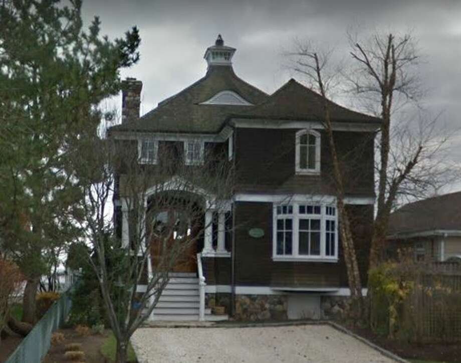 939 Fairfield Beach Road in Fairfield sold for $1,300,000. Photo: Google Street View