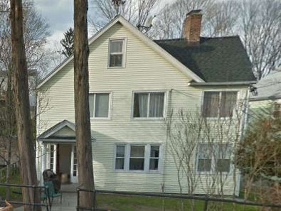 120 Rock Spring Road in Stamford sold for $580,000. Photo: Google Street View