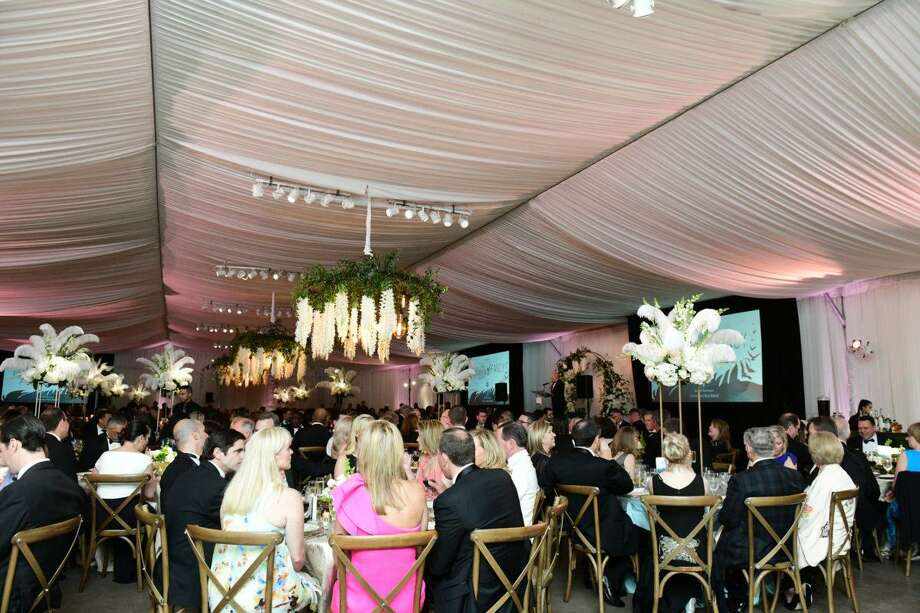 Zoo Ball: Flights of Fancy raised nearly $800,000 to support the Houston Zoo. Photo: Daniel Ortiz, Houston Zoo