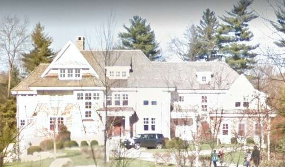 10 Stonybrook Road in Westport sold for $4,150,000. Photo: Google Street View