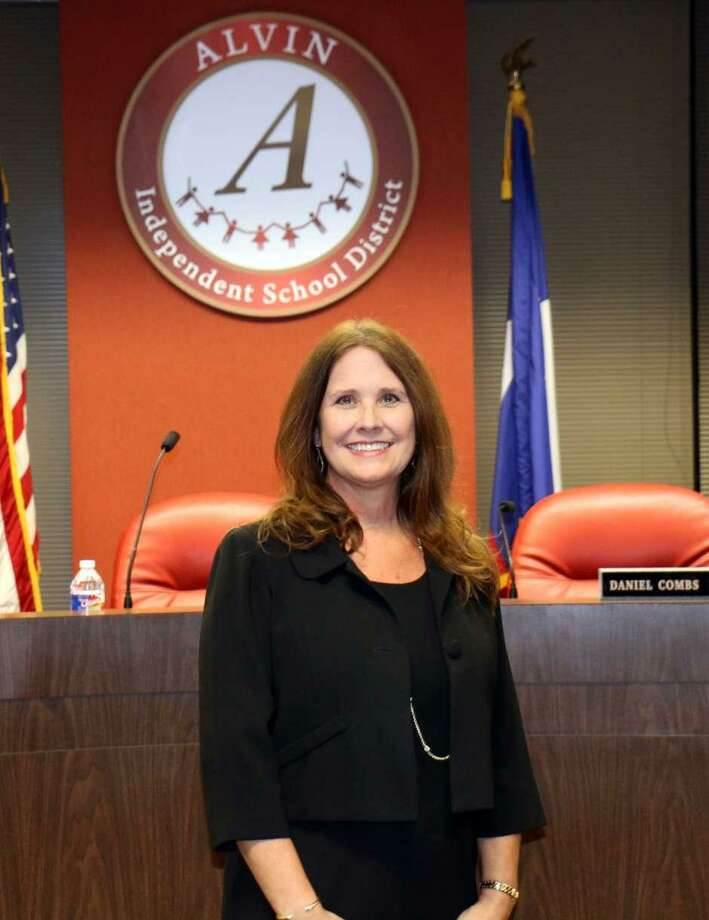 Carol Nelson, Alvin ISD's associate superintendent of human resources, has been named the lone finalist to be the district's next superintendent.