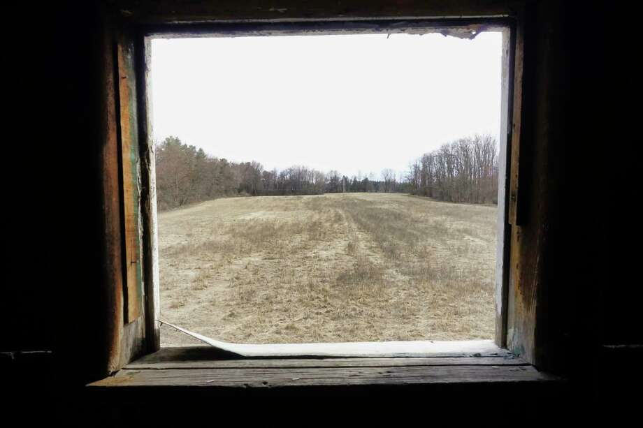 The future of the 14-acre farm is uncertain. Photo: Paul Buckowski, Times Union / (Paul Buckowski/Times Union)