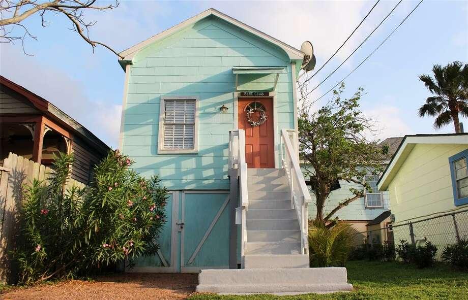 1725 Avenue N 1/2 List price: $168,500 Square feet: 490 Photo: Houston Association Of Realtors
