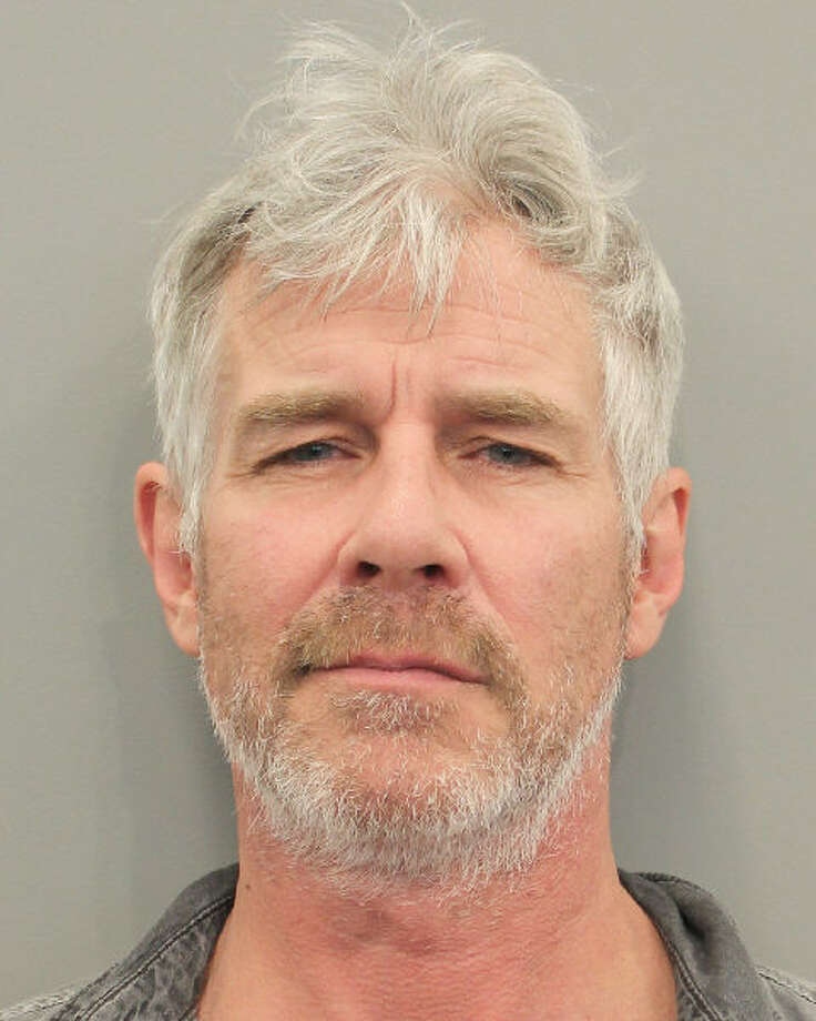 Actor Tim Williams, 52,  known as the TV commercial spokesman for Trivago.com, was arrested in Houston for DWI, according to Houston police. Photo: Houston Police Dept.