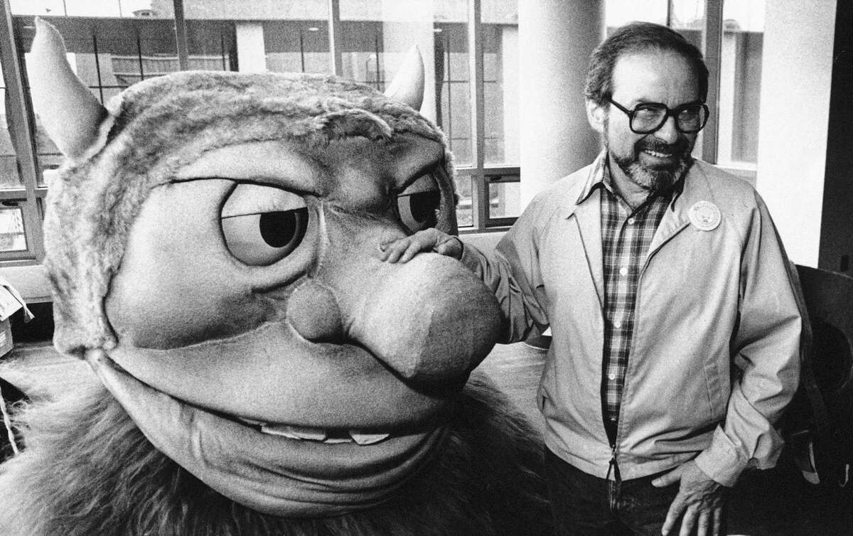 Author/illustrator Maurice Sendak, who lived in Ridgefield, Conn.,wrote the hit children's book