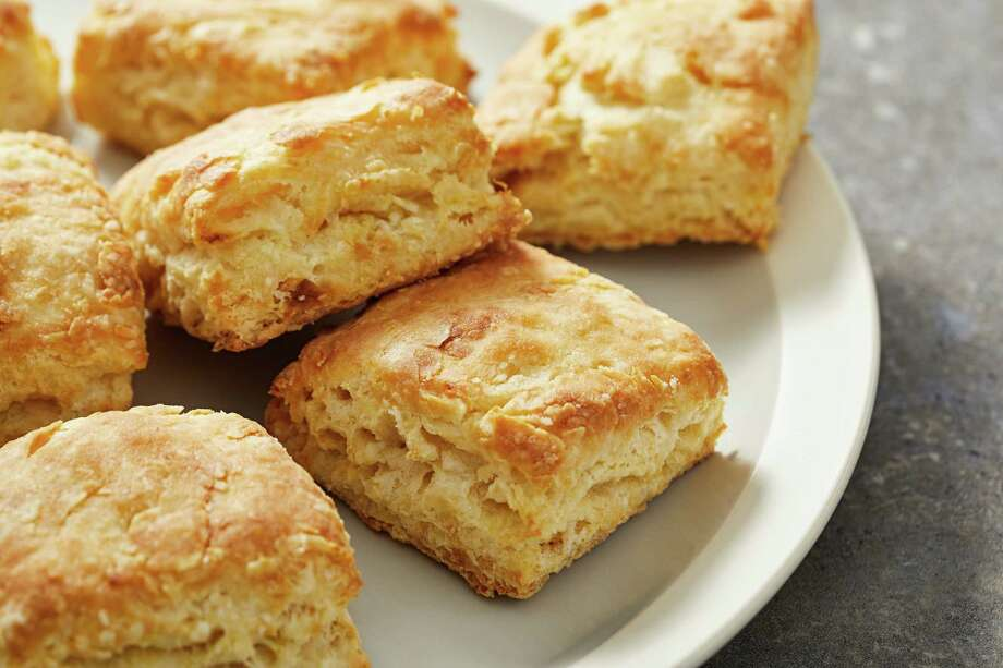 Flaky Butter Biscuits. Photo: Photo For The Washington Post By Tom McCorkle; Food Styling By Bonnie S. Benwick/The Washington Post. / Tom McCorkle Images LLC