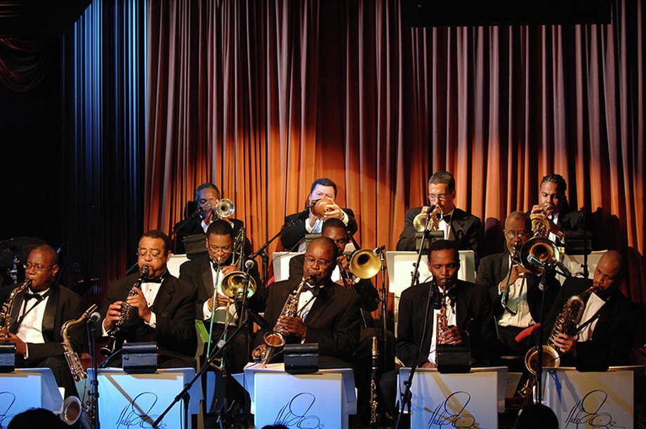 The Duke Ellington Orchestra at Midland College
