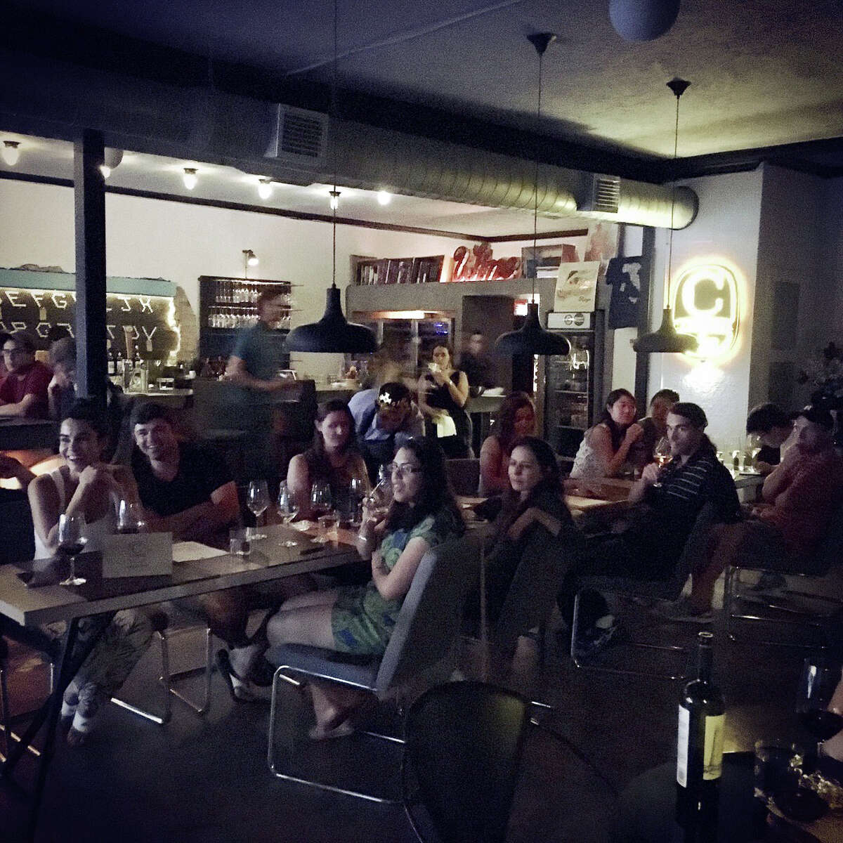 """Camerata at Paulie's1830 Westheimer8 p.m. to 9:30 p.m.All hail the """"Game of Rhônes"""" party Camerata. The Montrose wine bar is serving up rustic red and bold white vinos from France's Rhône Valley while the premiere episode streams. Come dressed as your favorite character, although the bar's no shirt, no shoes, no service policy still applies."""