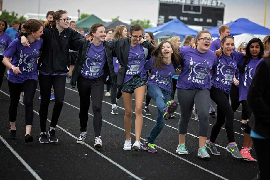Litchfield High School is holding a Relay for Life event to benefit the American Cancer Society on April 27, 2019. Photo: Contributed Photo