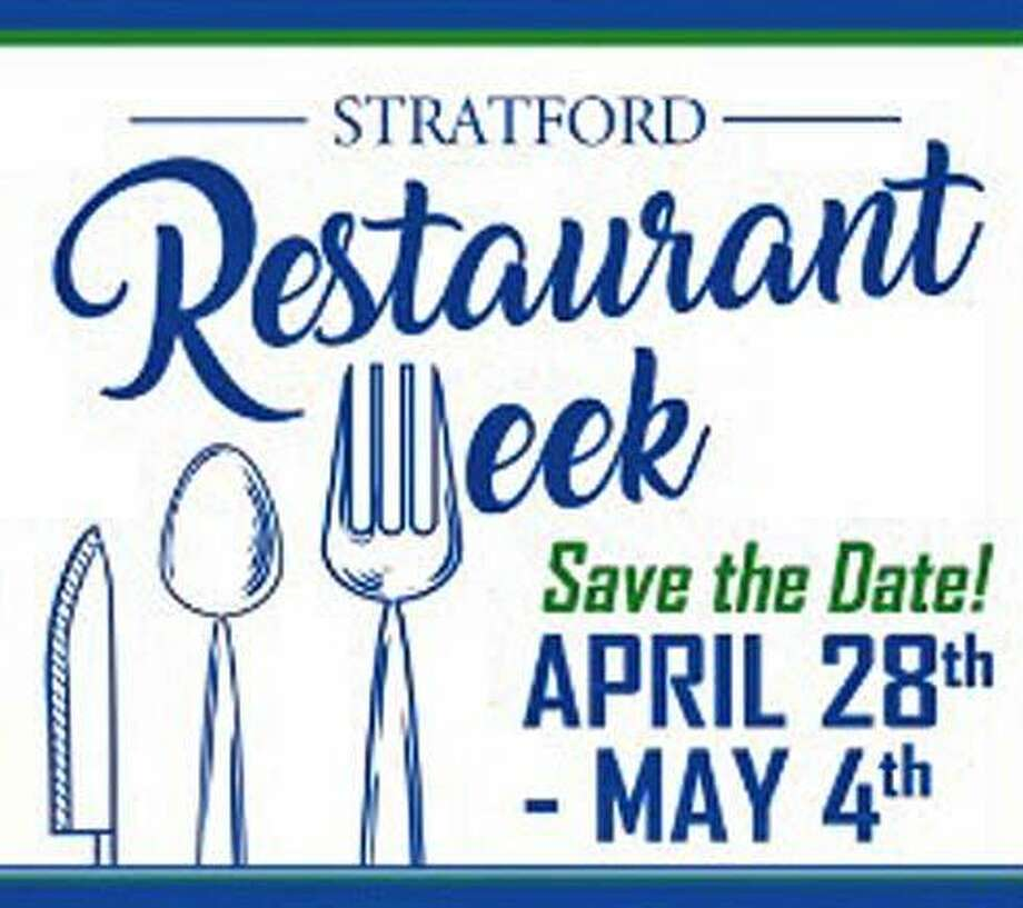 Stratford, Conn., recognizes Restaurant Week from April 28 to May 4, 2019. Photo: Contributed Photo / Contributed Photo / Connecticut Post Contributed