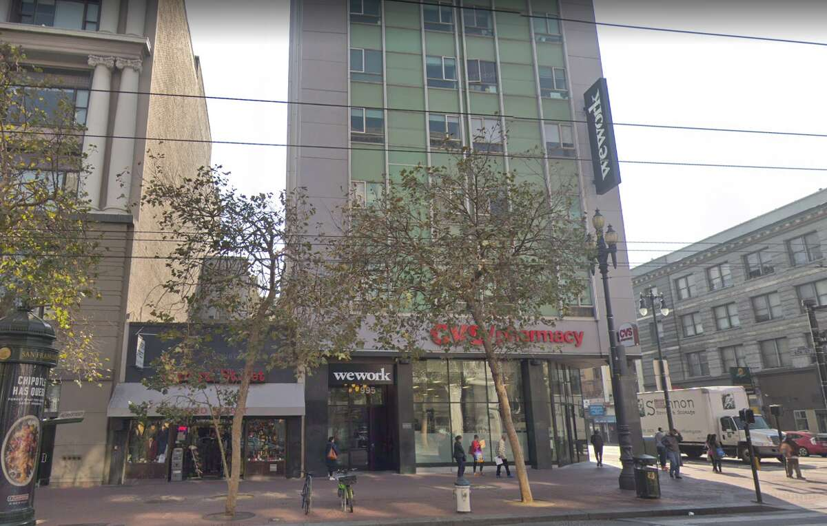 The CVS Pharmacy on Market at Sixth Street closed without warning this week.