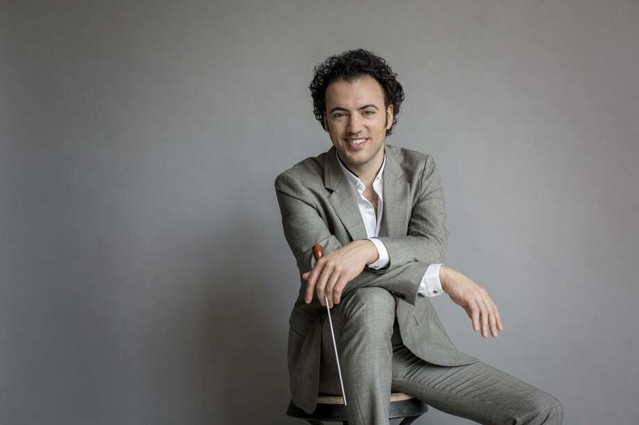 The Pequot Library in Fairfield is hosting a free family program with the Greater Bridgeport Symphony's Maestro Eric Jacobsen April 13, prior to the GBS' concert at The Klein in Bridgport. Photo: Contributed Photo / Connecticut Post Contributed