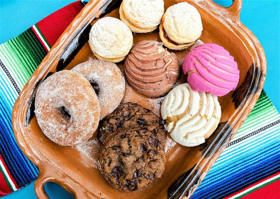 "A new pop-up restaurant has launched at ""The Hub,"" Greenway Plaza's underground food court and amenity area.  Tlahuac is now open for business. The menu showcases Central Mexican cuisine and pan dulce.  >>> See some of the food items at Tlahuac ... Photo: Courtesy"