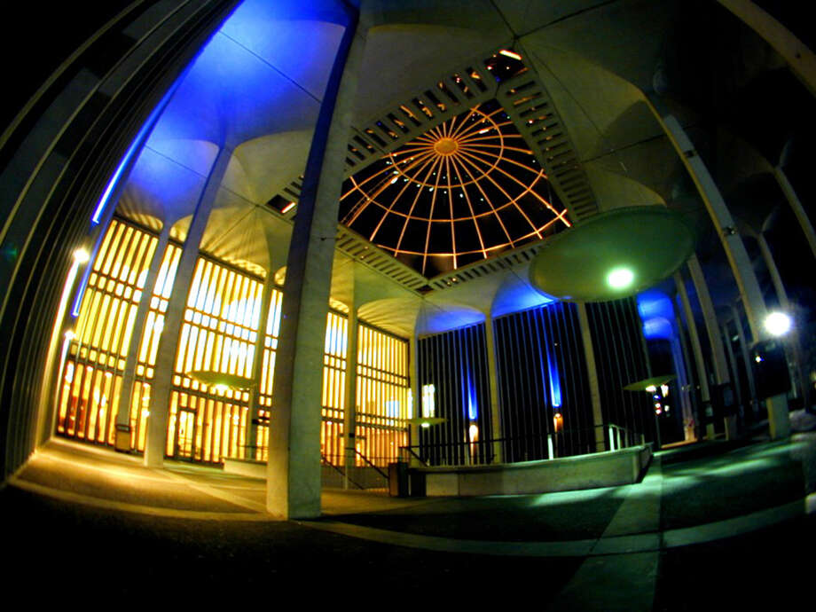 the UAlbany Performing Arts Center (Photo credit: Patrick Ferlo)