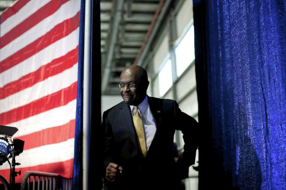 Herman Cain, a former candidate for the Republican presidential nomination, on Jan. 30, 2012. Cain is one of President Donald Trump's nominees for a seat on the Federal Reserve's board of governors, along with Stephen Moore. No one would argue that the Fed is divorced from politics, but there is a difference between acknowledging that there are choices informed by political values and putting those political values ahead of highly technical discussions. Photo: MARCUS YAM /NYT / NYTNS