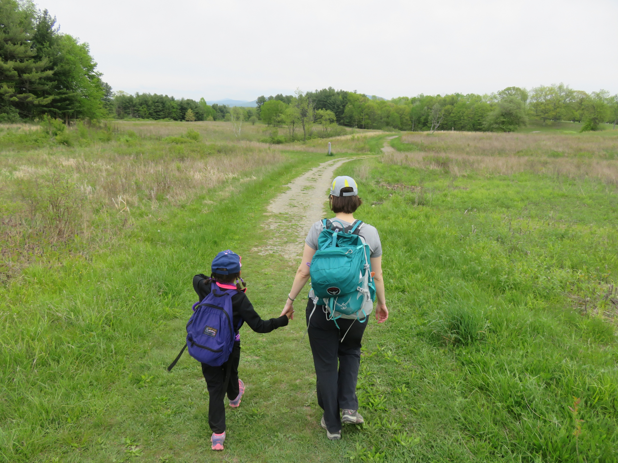 Outdoors: On the hike of life, a new adventure - Times Union