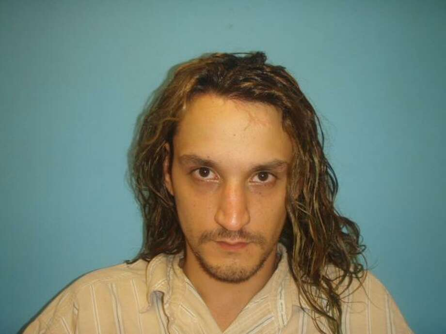 Yovahnis Roque, 26, was arrested Tuesday for the 'violent death' of his 2-year-old daughter in their home in Orange. He has been charged with capital murder. Photo: Orange County Sheriff's Office