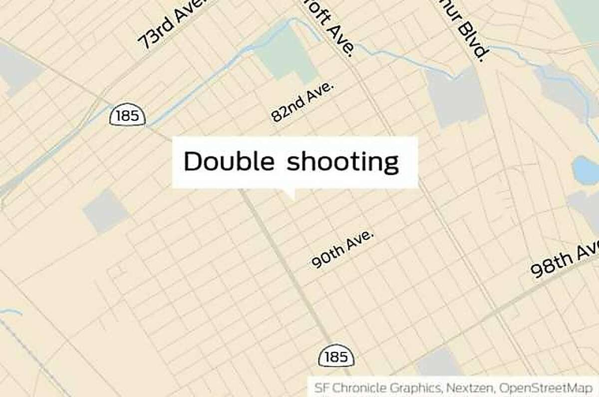 Carlos O. Martinez, 21, of San Leandro, was identified as the man who waskilledin a shooting in the1600 block of Auseon Avenue in Oakland on Wednesday, April 10, 2019. Another man, only identified by police as a 22-year-old Oakland resident, was wounded but survived his injuries.