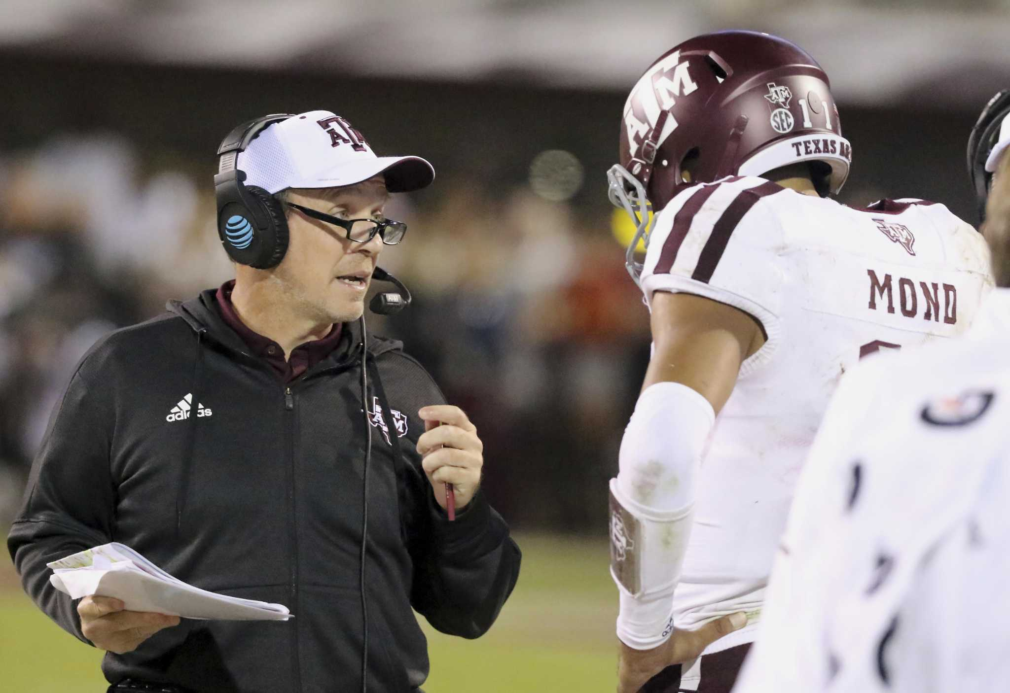 Aggies On The Clock Spring Game Puts Wrap On Time