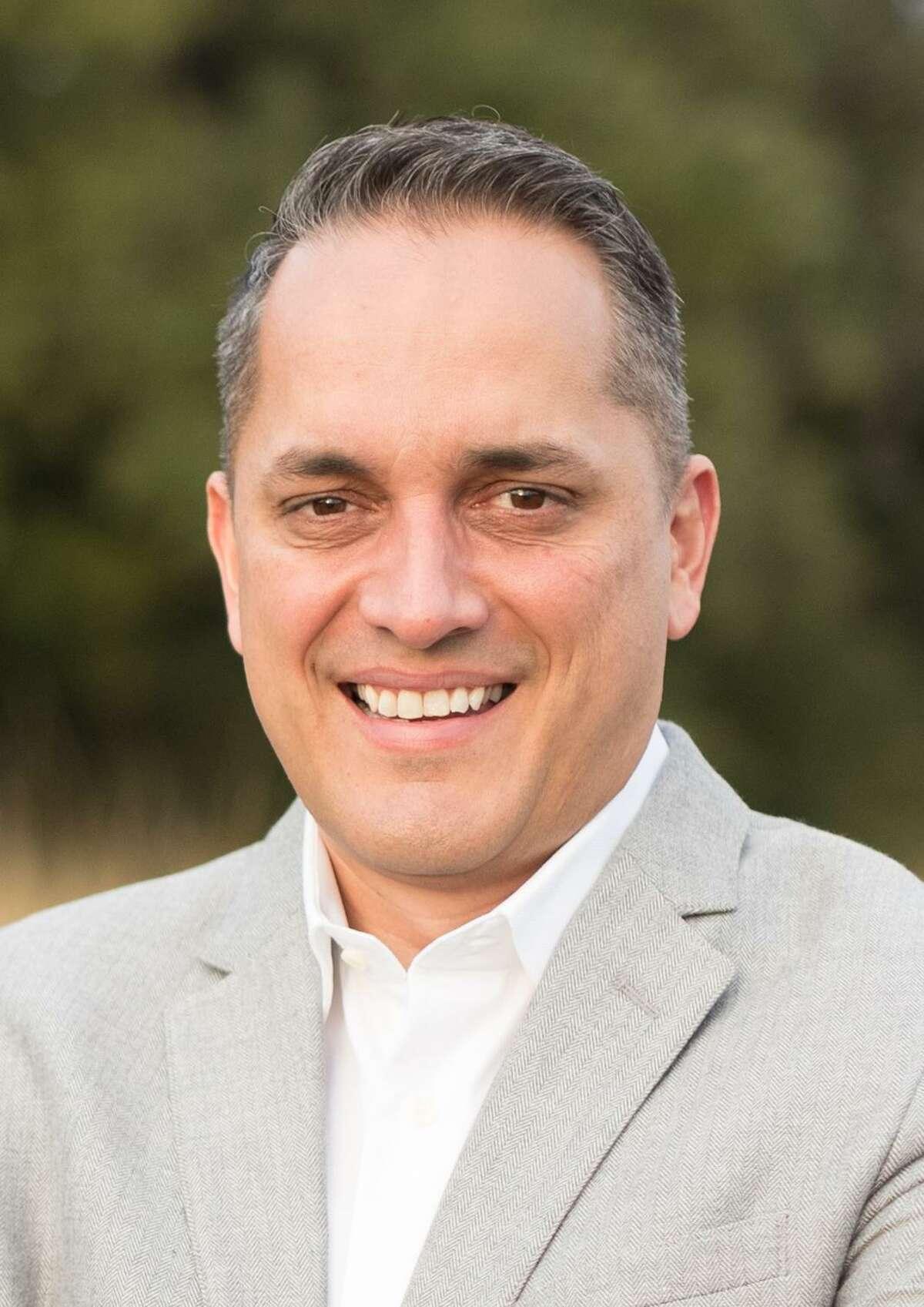 Greg Brockhouse is running for mayor